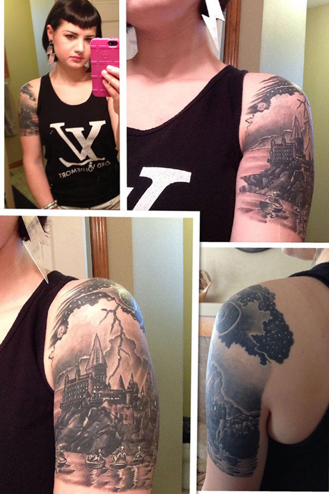 Hogwarts_Tattoo