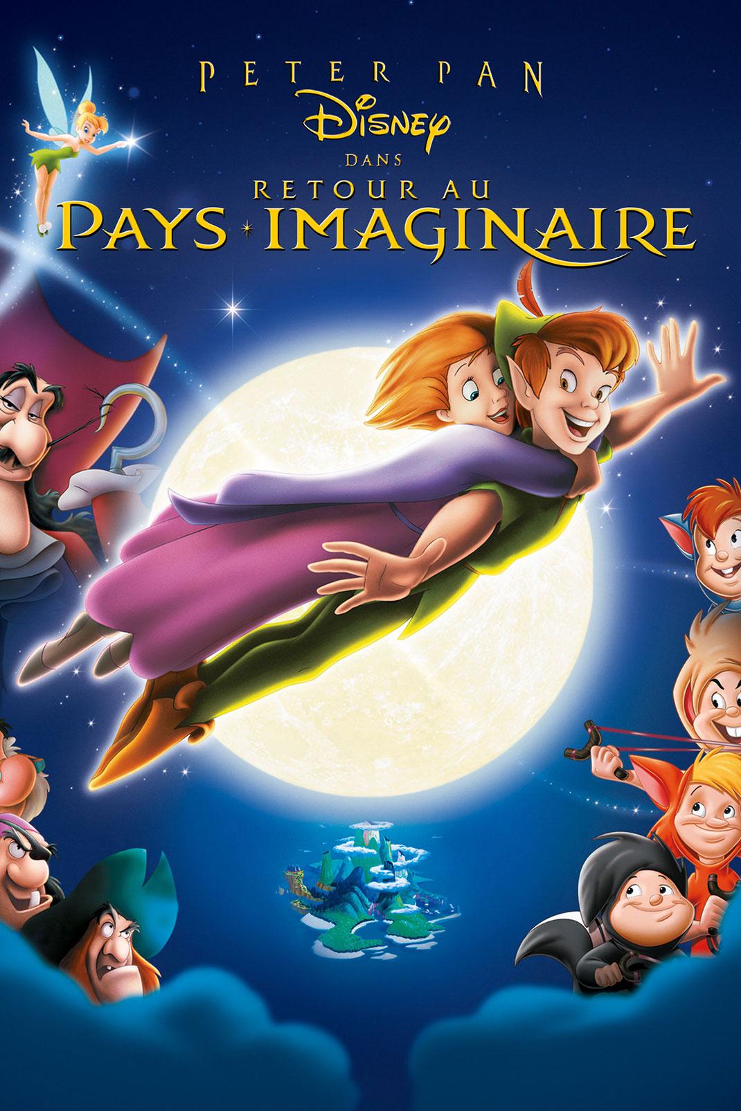 Peter-Pan-retour-au-Pays-Imaginaire--Disney