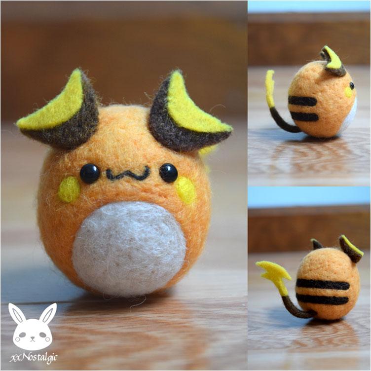 Pokemon-aichu-feutre