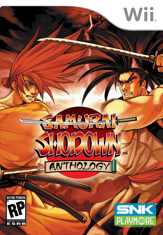 Samuraï-Shodown-antology