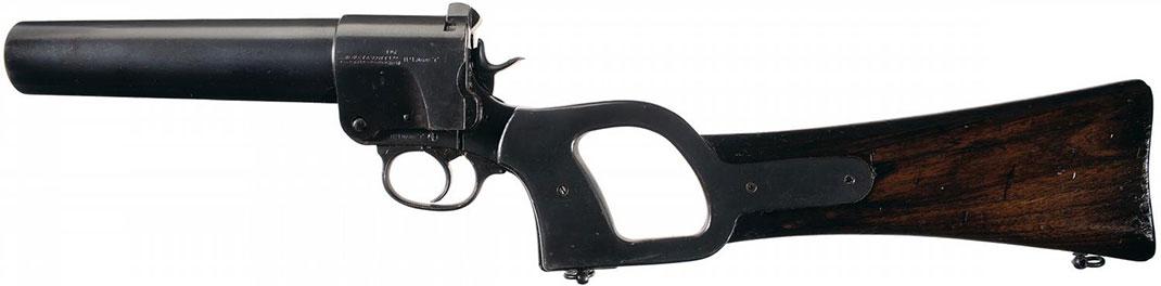 Webley_&_Scott_Number_1_Mark_I_Flare_Pistol