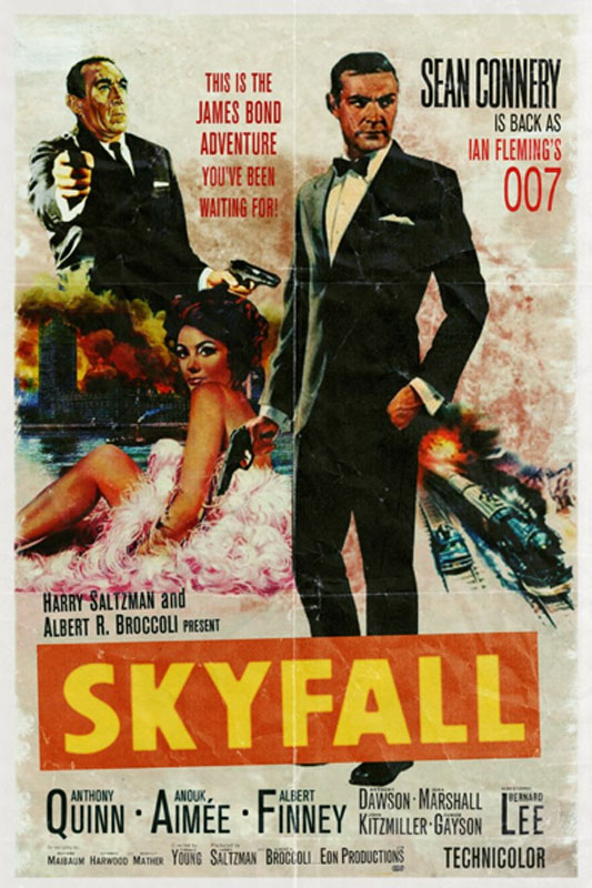 affiche-années-50-skyfall