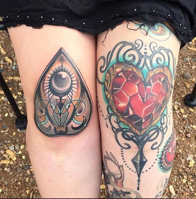 26 tatouages qui rendent magnifiquement hommage à la Légende de Zelda