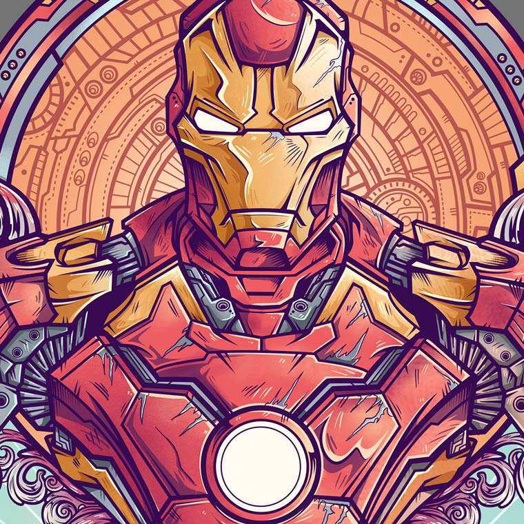 iron-man-Orozco