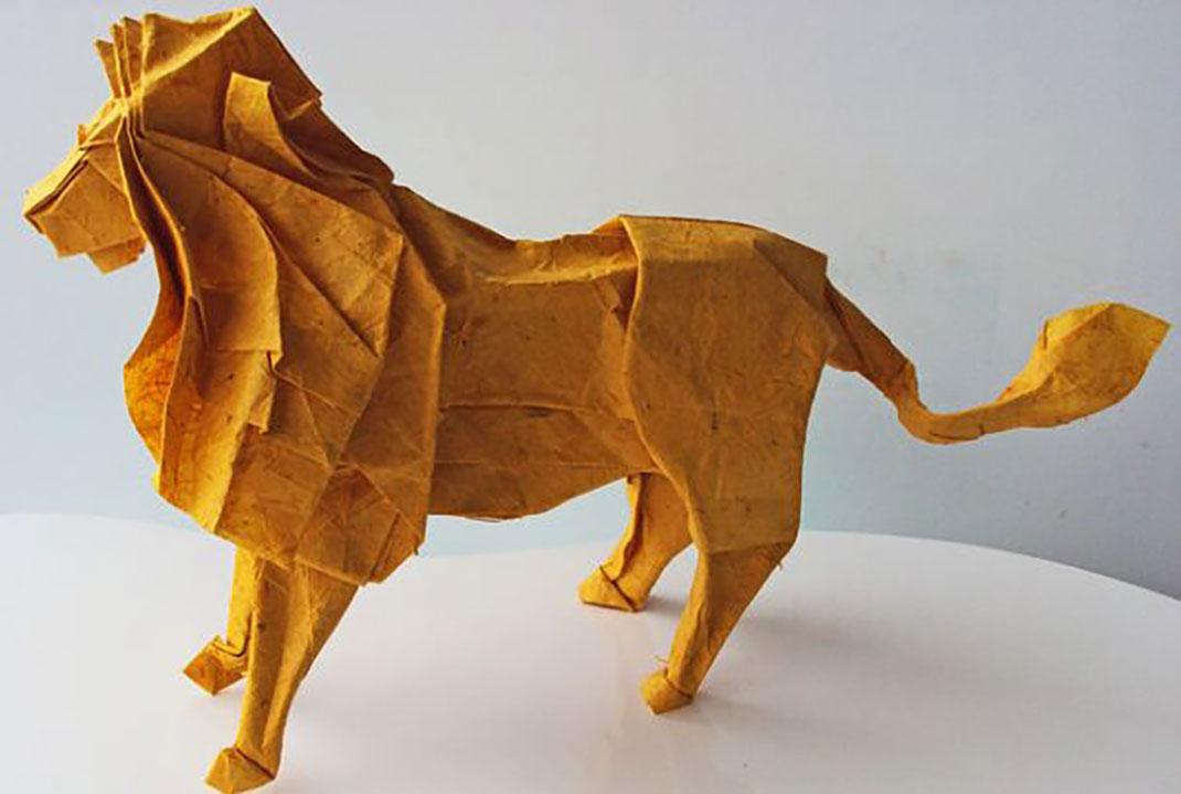 ls-origami-lion