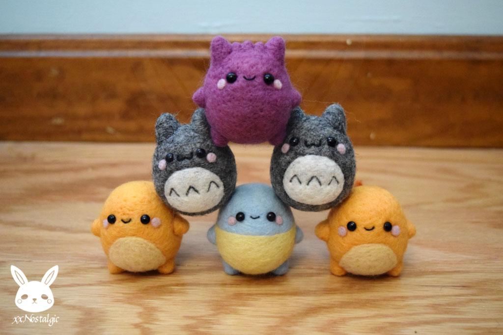 pokemon-totoro-feutre