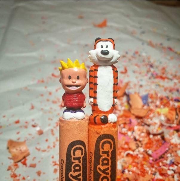 Calvin-Hobbes-crayons
