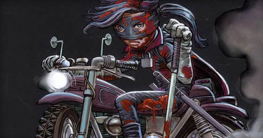 Comics-Hit-girl-Une