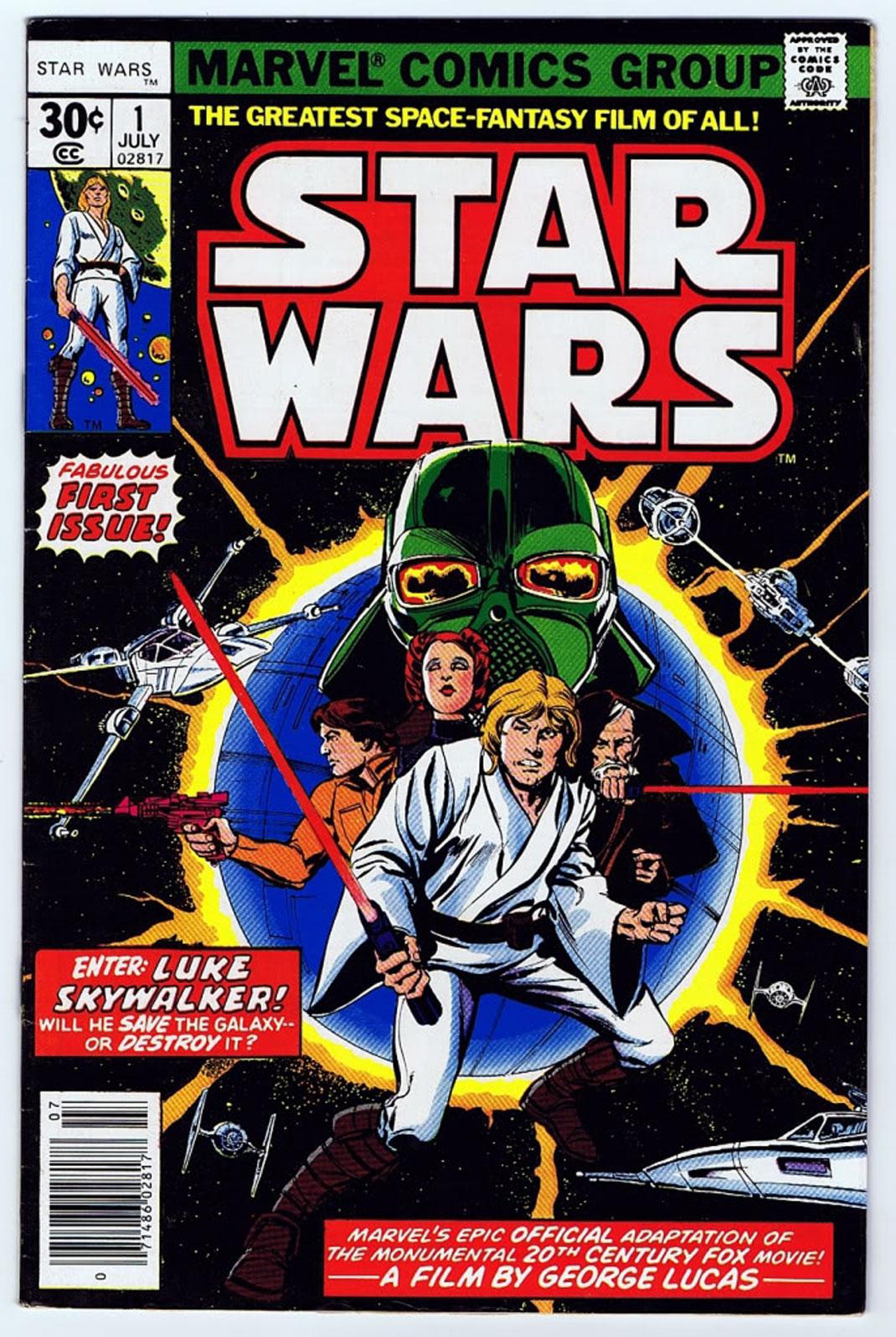 Comics-Marvel-Star-Wars