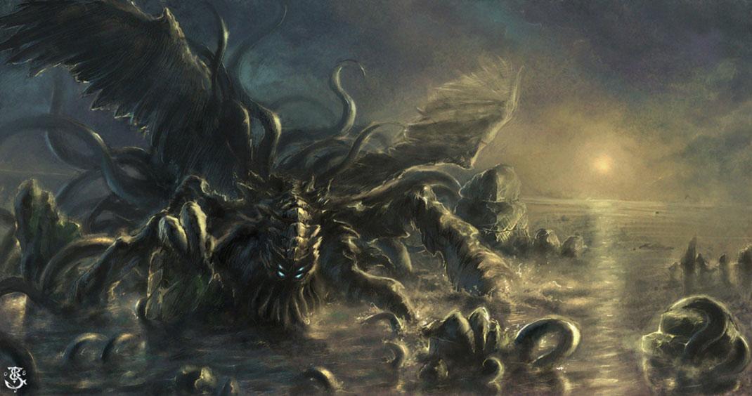 Cthulhu-lovecraft