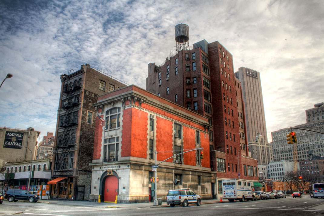 Ghostbusters-caserne-New-york