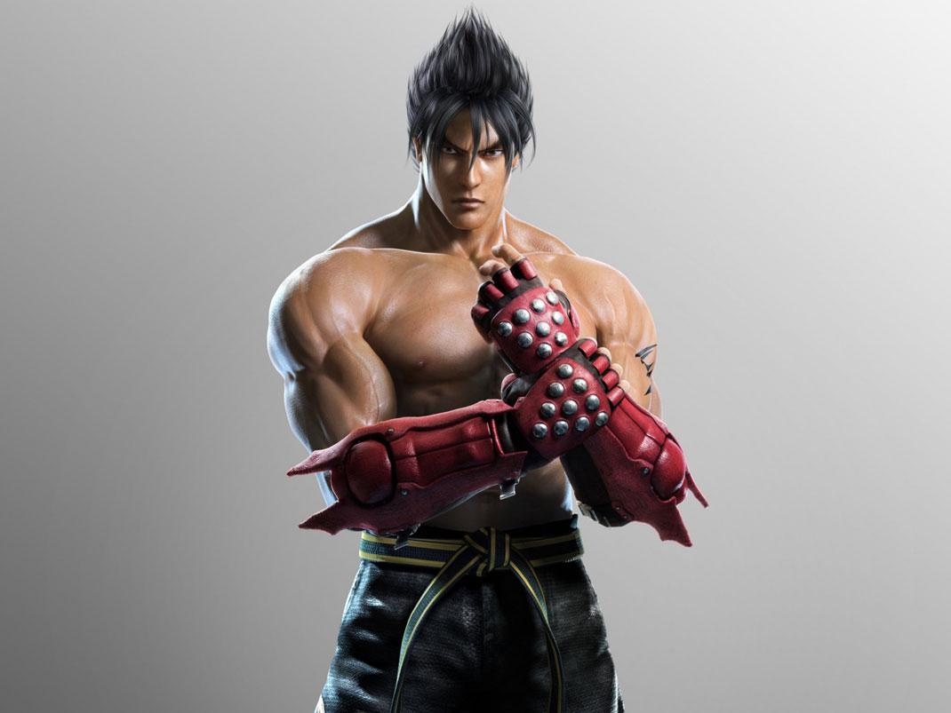 Jin-Kazama