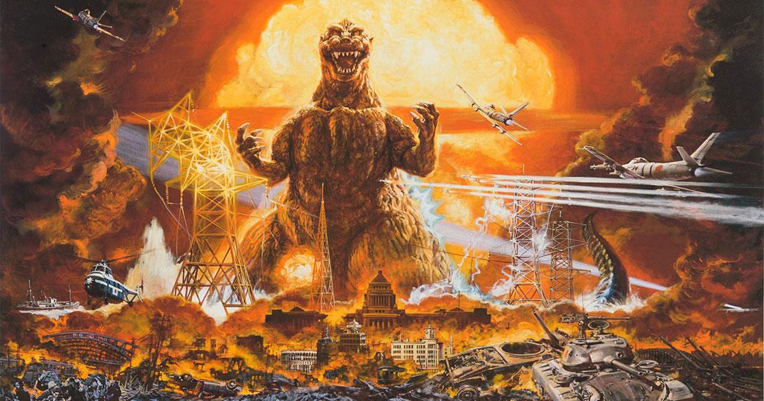 Noriyoshi-Ohrai-Godzilla-Une