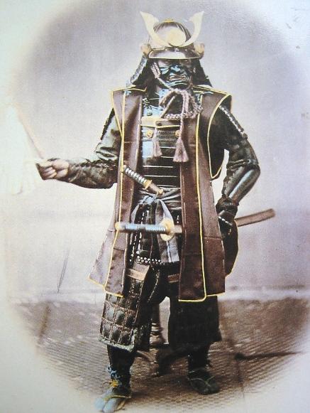 Samurai-coloré