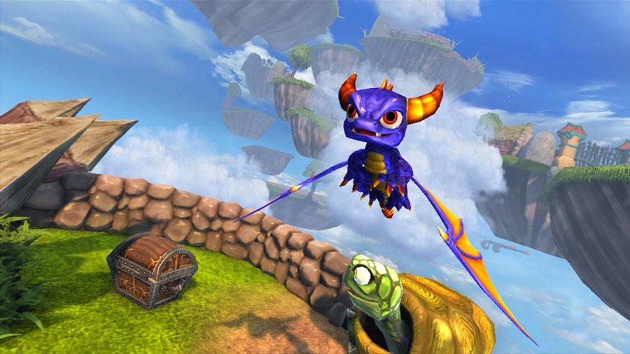 Spyro-dans-skylanders