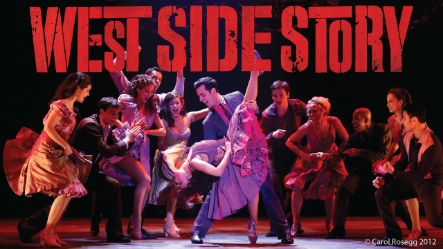 La comédie musicale West side story