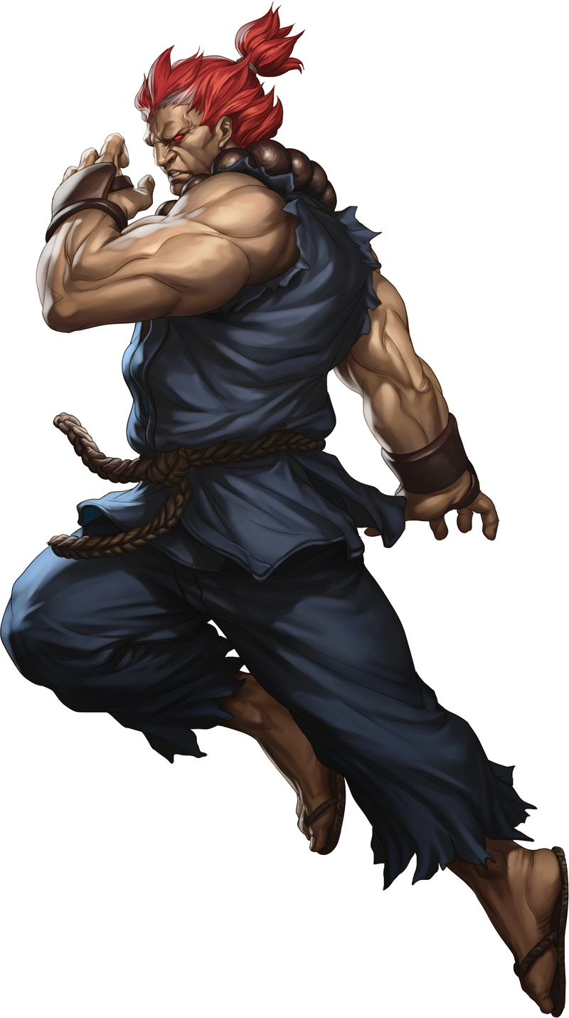 akuma-street- fighter