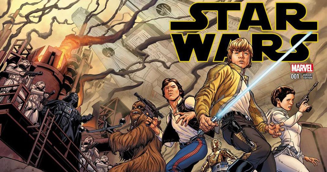 couverture-BD-Star-Wars-Une