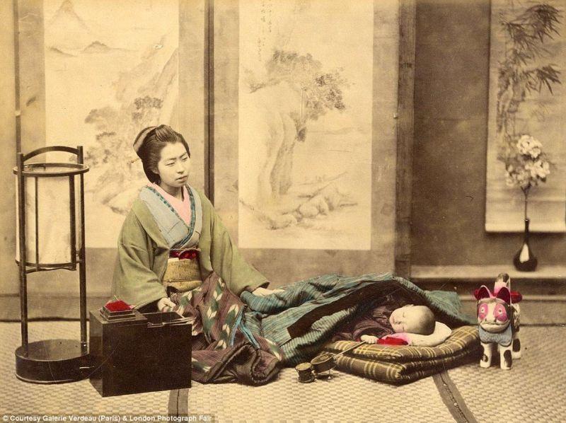 geisha-colorisée-japon