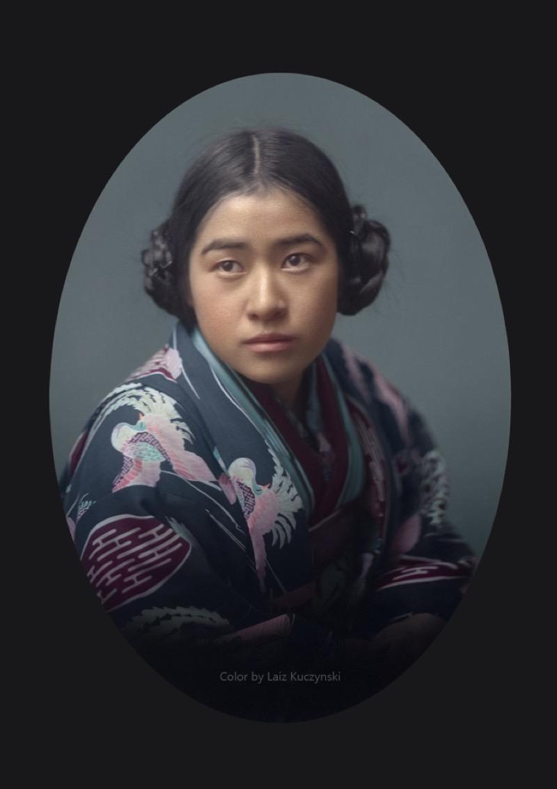 geisha-colorisée