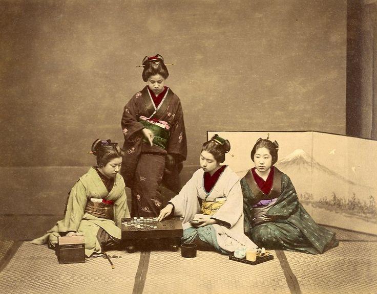 groupe-de-geishas