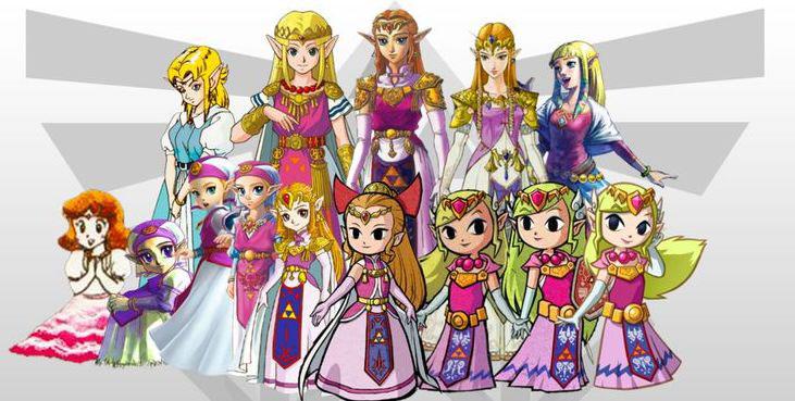 princesses-zelda-evolution