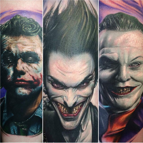 tatouage-joker-batman