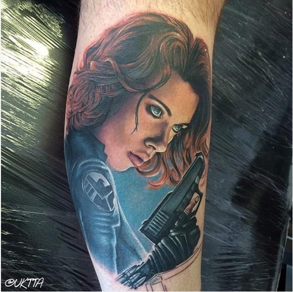 tatouage-the-avengers