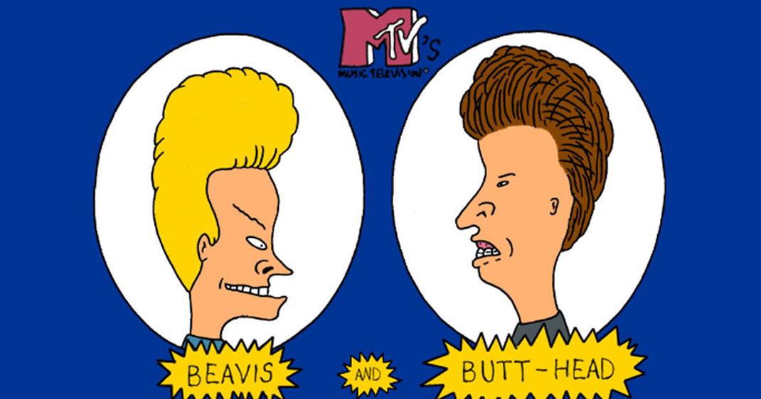 Beavis-Butthead-Une