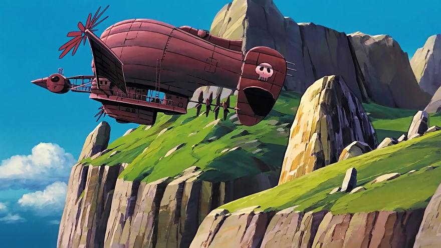 Chateau-dans-ciel-Miyazaki