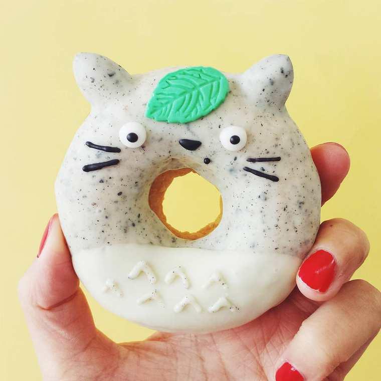 Donut-totoro
