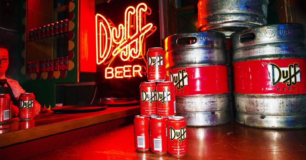 Duff-Beer-Une