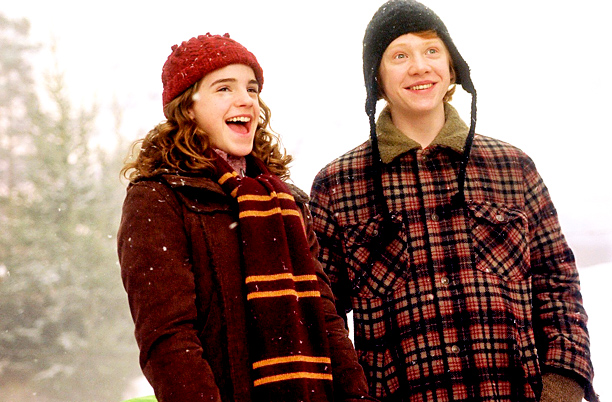 Hermione-Ron