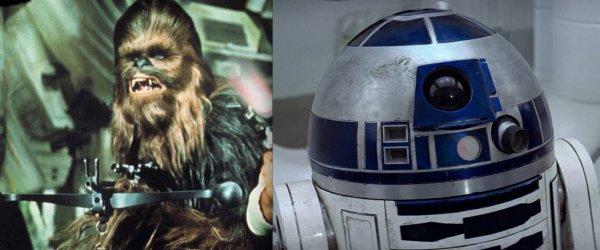 R2-D2-Chewbacca