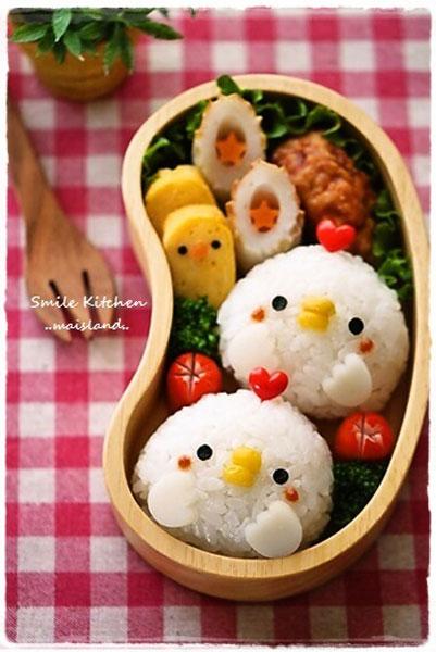 bento-poulet