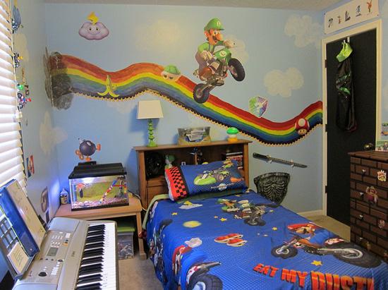 chambre-super-mario