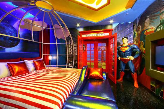 chambre-superman