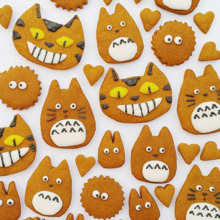 cookies-totoro
