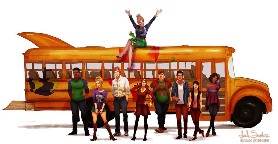héros-enfance-bus-magique-adulte