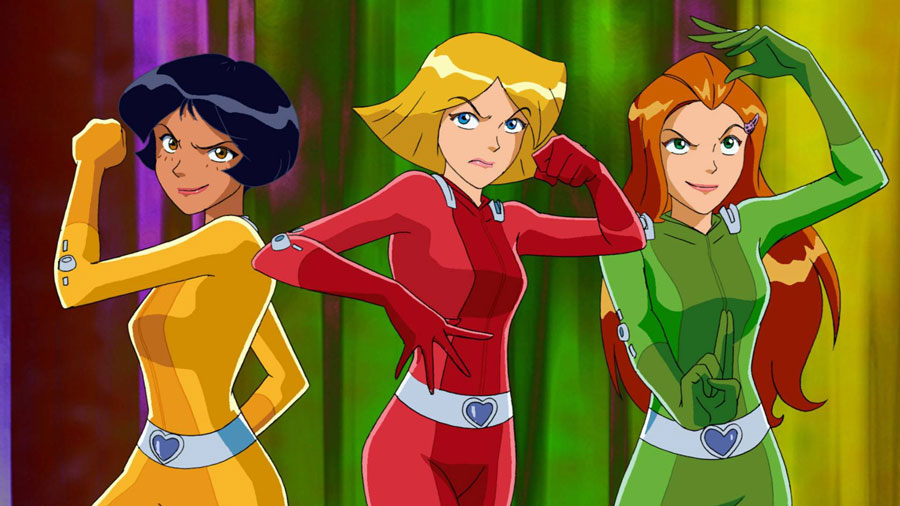 héros-enfance-totally-spies