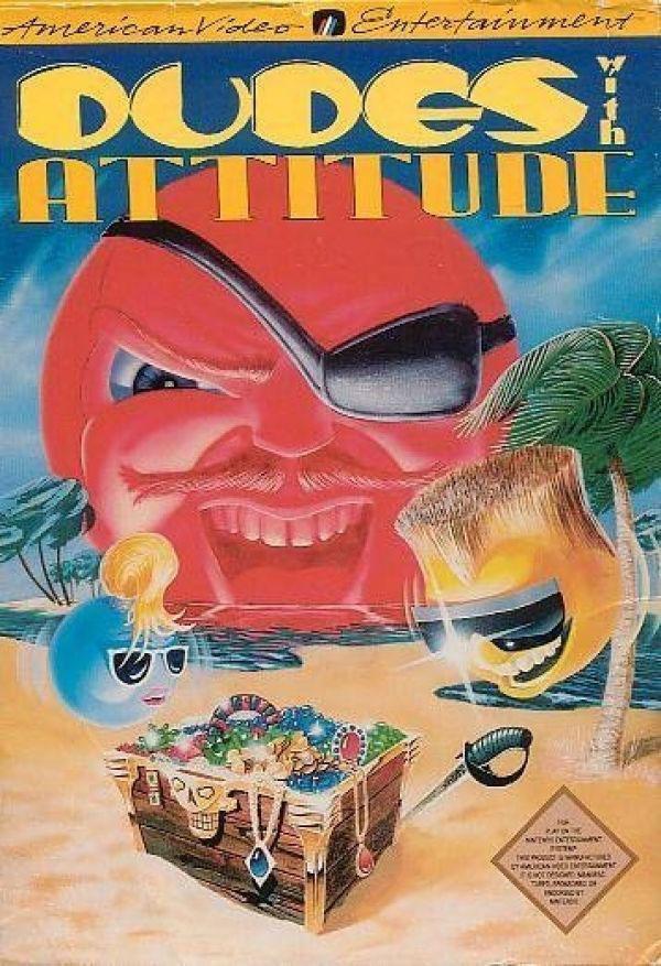 jaquette-jeu-bizarre-dude-with-attitudes