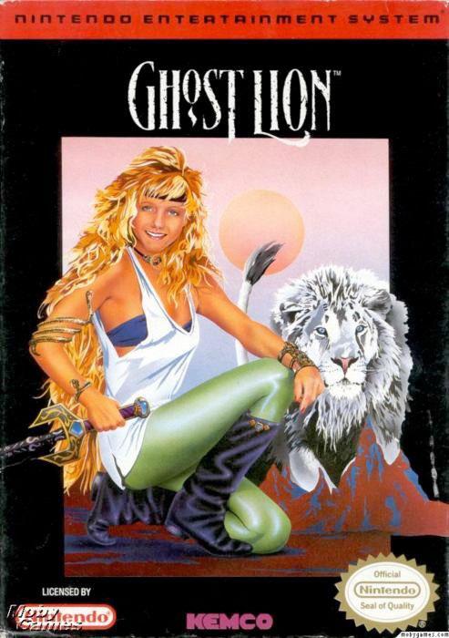 jaquette-jeu-bizarre-ghost-lion