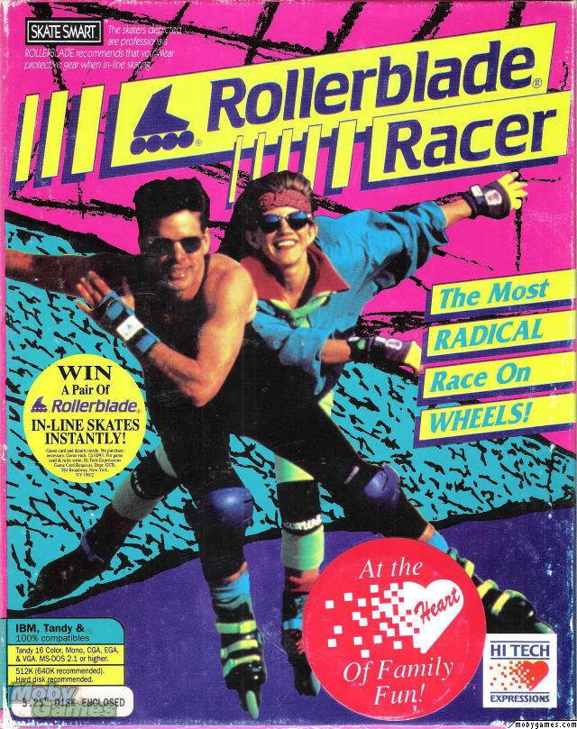 jaquette-jeu-bizarre-rollerblade-racer