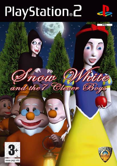 jaquette-jeu-bizarre-snow-white