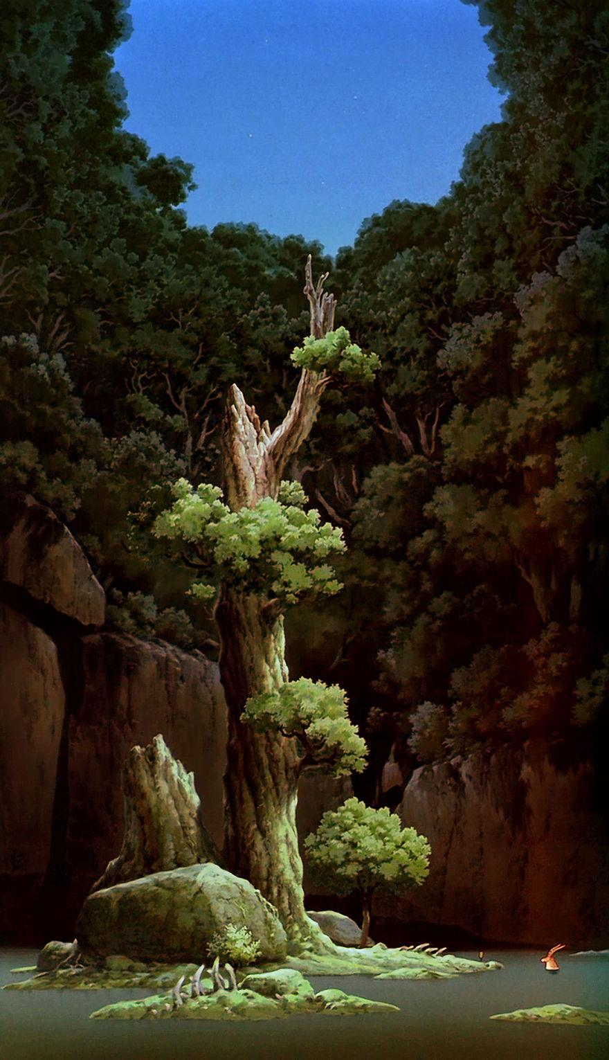 mononoke-arbre