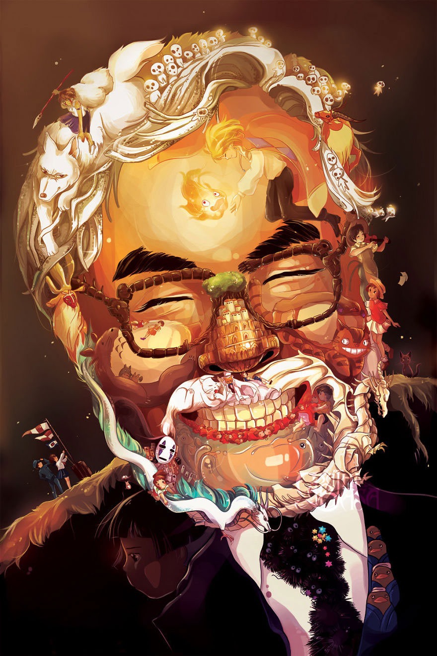 potrait-hayao-miyazaki