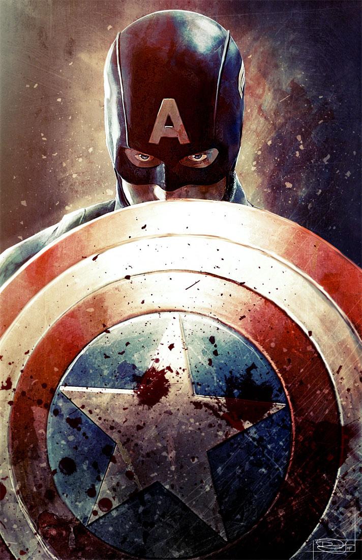 Daniel-Murray-captain-america