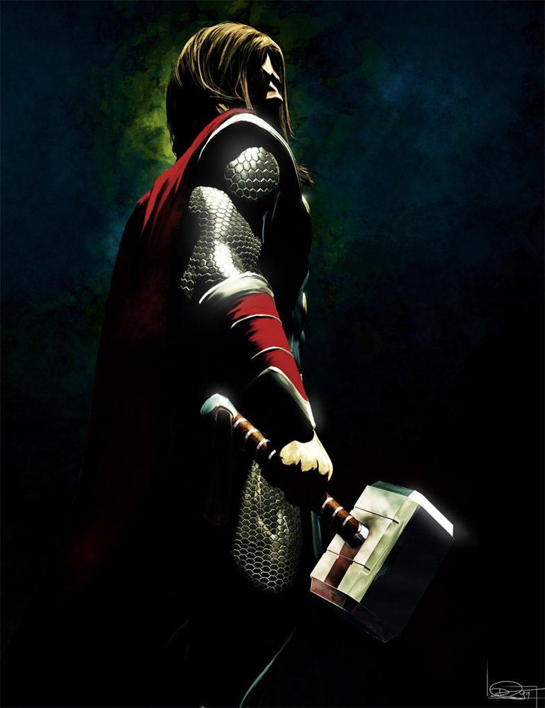 Daniel-Murray-thor-sombre