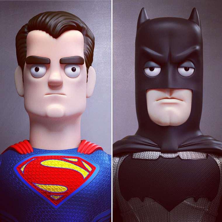 Evil-Vinyl-toy-Kibooki-Superman