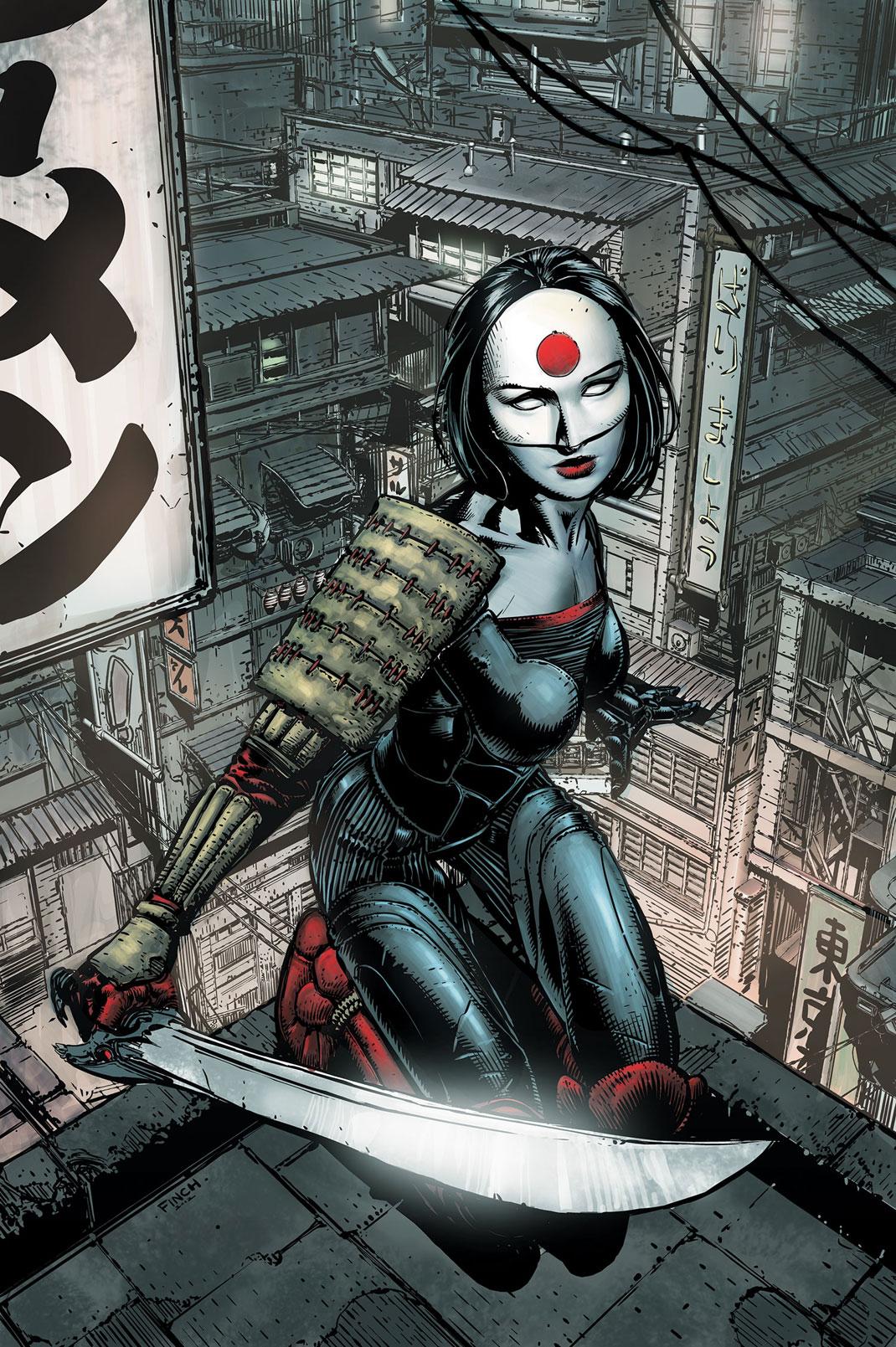 Katana-comics